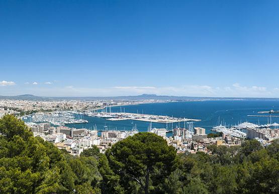 Palma de Mallorca | fotolia 175430514 ©Daniel