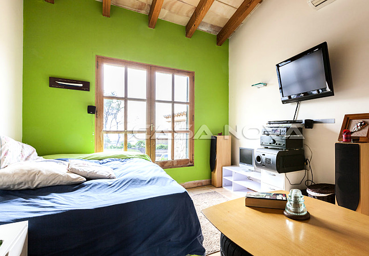 Immobilien Mallorca : Mediterrane Villa nahe bei Port Adriano