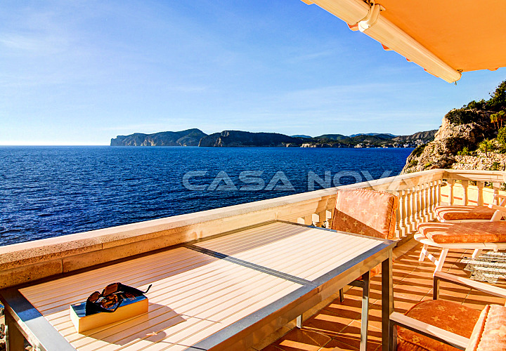 Immobilien Mallorca direkt am Meer mit Meerzugang