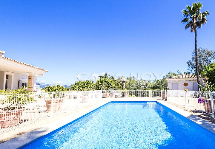 Mediterranean seaview villa in Santa Ponsa