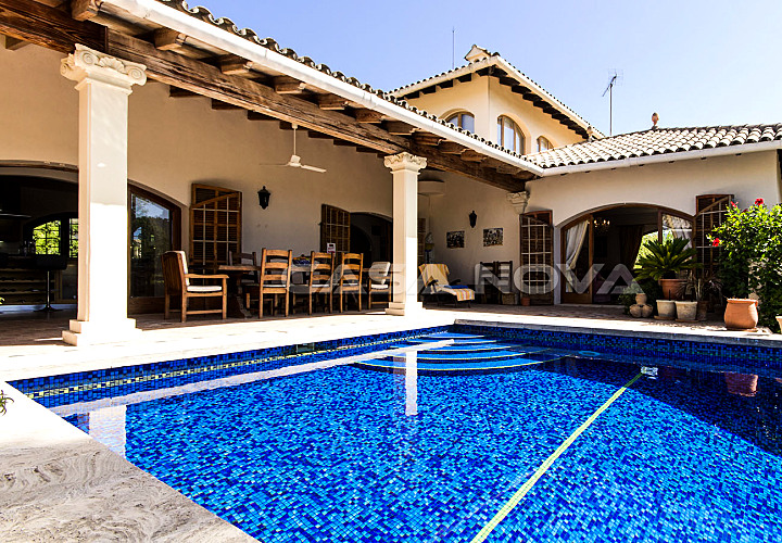 Finca Mallorca in privilegierter ruhiger Lage von Calvia